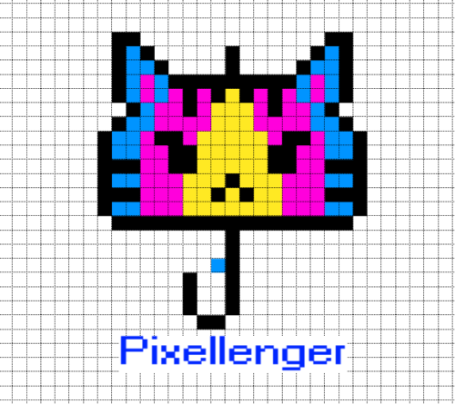 Зонтик котик 3 цвета